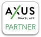 Axus Travel App Partner